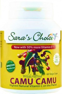 Saras choice Wildcrafted Camu Camu